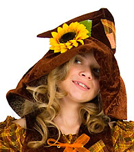 Serena the Scarecrow Hat