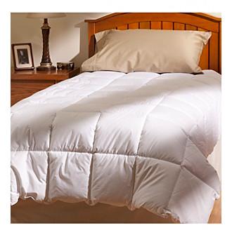 Aller-Ease® White Down-Alternative Comforter