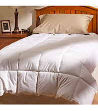 Aller-Ease® White Down-Alternative Comforter
