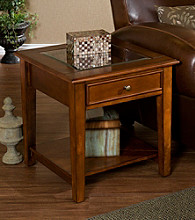 Holly & Martin™ Somerset Walnut End Table