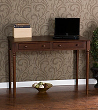 Holly & Martin™ Parker Espresso 2-Drawer Writing Desk