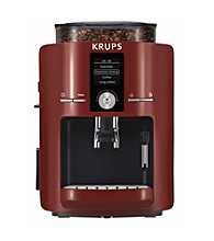 Krups® Red Expresseria Fully Automatic Espresso Machine with XS6000 Filter