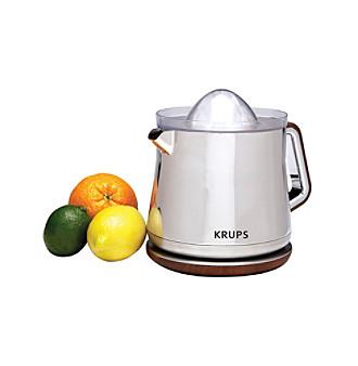 Krups® Silver Art Citrus Juicer