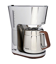 Krups® Silver Art 10-cup Thermal Coffeemaker
