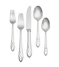 Waterford® Lismore Essence 5-Piece Flatware Set