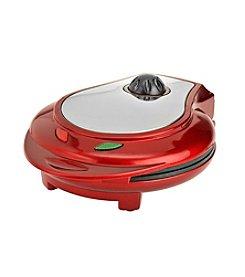 Kalorik Heart Shape Waffle Maker, Red