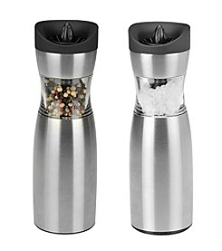 Kalorik Electric Pepper and Salt Grinder Set with Gravity Function