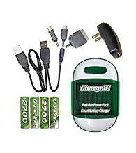 PC Treasures Chargeit! Portable Power Pack