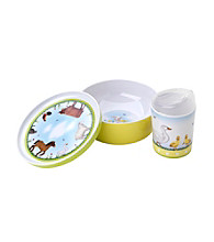 Reed & Barton® Farmyard Friends 3-pc. Dinnerware Set