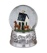 Reed & Barton® Farmyard Friends Waterglobe