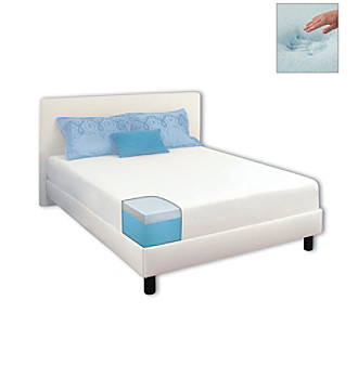 "Blueflex® 10"" Gel Memory Foam Mattress"