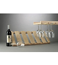 J.K. Adams Set of 2 Stemware Racks