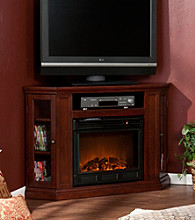 Holly & Martin™ Ponoma Convertible Media Electric Fireplace-Cherry