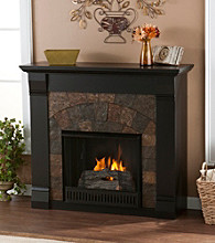 Holly & Martin™ Underwood Black Gel Fireplace