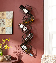 Holly & Martin™ Vallejo Wall Mount Wine Storage Unit