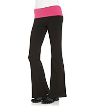 Grane® Juniors' Extreme-Flared Yoga Pants