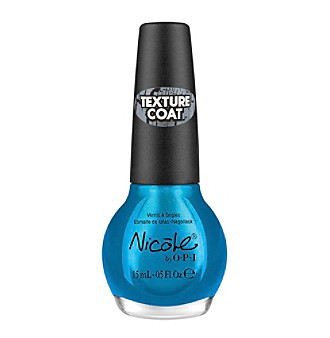 Nicole by OPI® Turquoise Texture Nail Lacquer