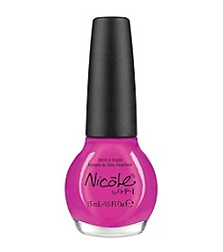 Nicole by OPI® Believe it Do it Nail Lacquer