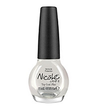 Nicole by OPI Nail Lacquer - Top Coat Plus