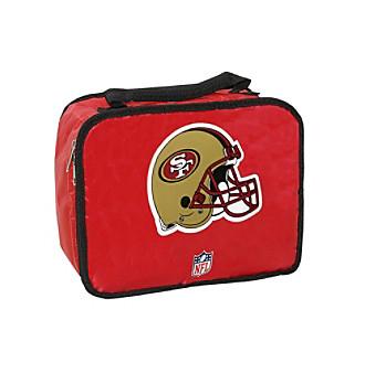 TNT Media Group NFL® San Francisco 49ers Lunch Box