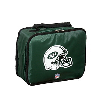 TNT Media Group NFL® New York Jets Lunch Box