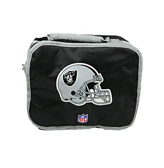 TNT Media Group NFL® Oakland Raiders Lunch Box