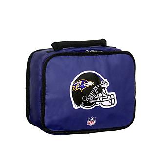 TNT Media Group NFL® Baltimore Ravens Lunch Box
