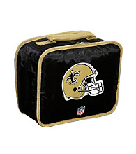 TNT Media Group NFL® New Orleans Saints Lunch Box