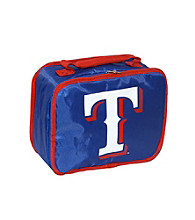 TNT Media Group Texas Rangers Blue Lunch Box