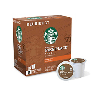 Starbucks® Pike Place® 16-pk. K-Cup® Portion Pack