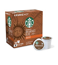 Starbucks® Breakfast Blend 16-pk. K-Cup® Portion Pack