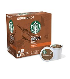 Keurig Starbucks® House Blend 16-pk. K-Cup® Portion Pack