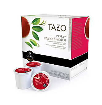 Starbucks® Tazo® Awake Black Tea 16-pk. K-Cup® Portion Pack