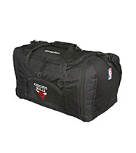 TNT Media Group Chicago Bulls Black Roadblock Duffel Bag