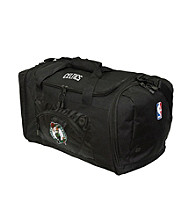 TNT Media Group Boston Celtics Black Roadblock Duffel Bag