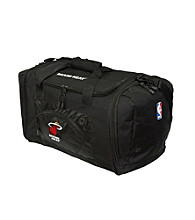 TNT Media Group Miami Heat Black Roadblock Duffel Bag