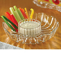 Fifth Avenue Crystal Ltd.® Alexandria Cracker Tray