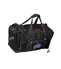 TNT Media Group Buffalo Bills Black Roadblock Duffel Bag