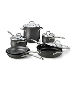 Calphalon® Unison 10-pc. Nonstick Cookware Set + FREE Bonus Gift! see offer details