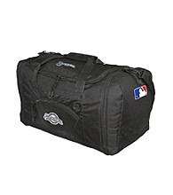 TNT Media Group Milwaukee Brewers Black Roadblock Duffel Bag
