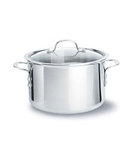 Calphalon® Tri-Ply Stainless Steel 8-Quart Covered Stock Pot