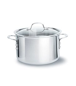 Calphalon® 8-qt. Stainless Steel Tri-Ply Covered Stock Pot
