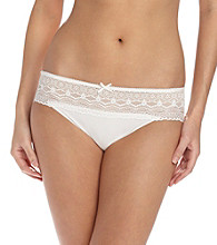 Naomi & Nicole® Wonderful Edge Hipster Panties - Gardenia