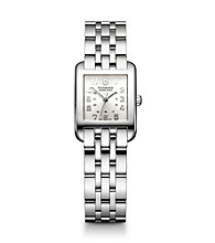 Victorinox® Swiss Army® Silver Alliance Rectangle Watch