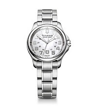 Victorinox® Swiss Army® Officer's Watch - Mother-of-Pearl