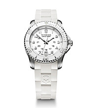 Victorinox® Swiss Army® Maverick GS Dial Watch - White