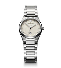 Victorinox® Swiss Army® Victor Stainless Steel Watch