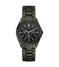 Guess Women's Black Feminine Hi Energy Style Watch