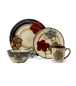 Pfaltzgraff® Everyday Painted Poppies 16-pc. Dinnerware Set
