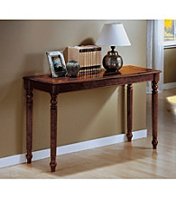 Monarch Dark Oak Sofa Table